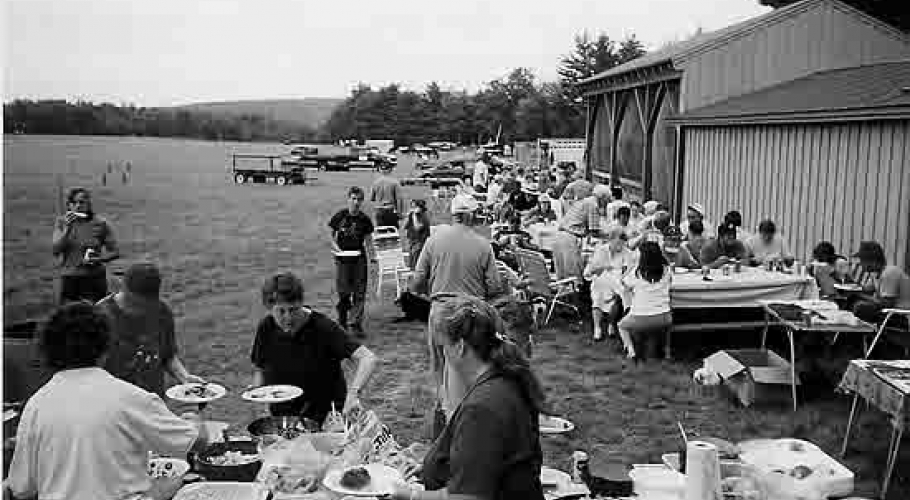 2000 Granite State carriage club picnic